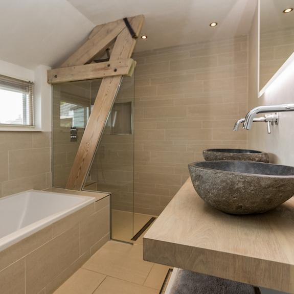 Badkamer en keuken - Allround Afbouw